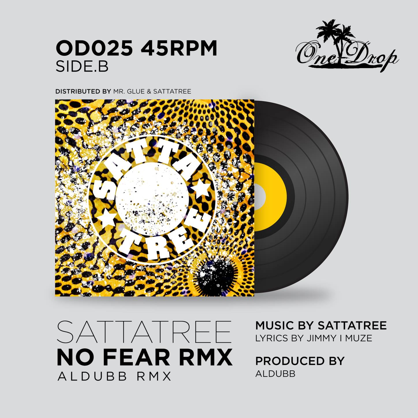Single NO FEAR-B